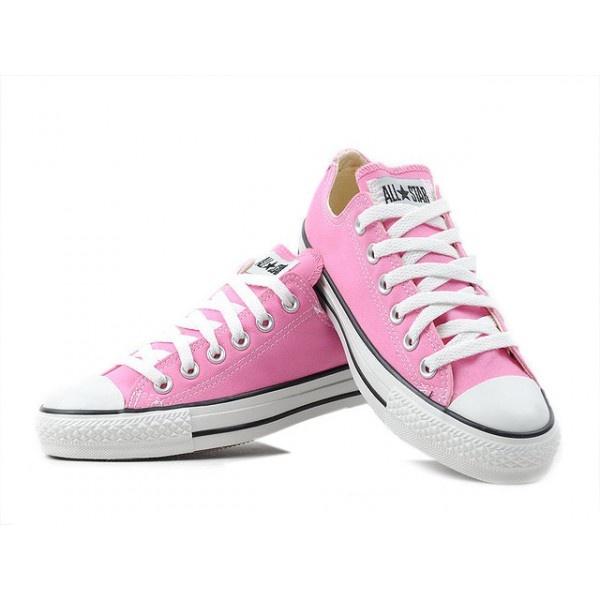 pink converse shoes fashion hair