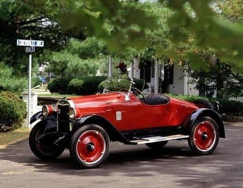 1926 Chevrolet Boat Tail Speedster