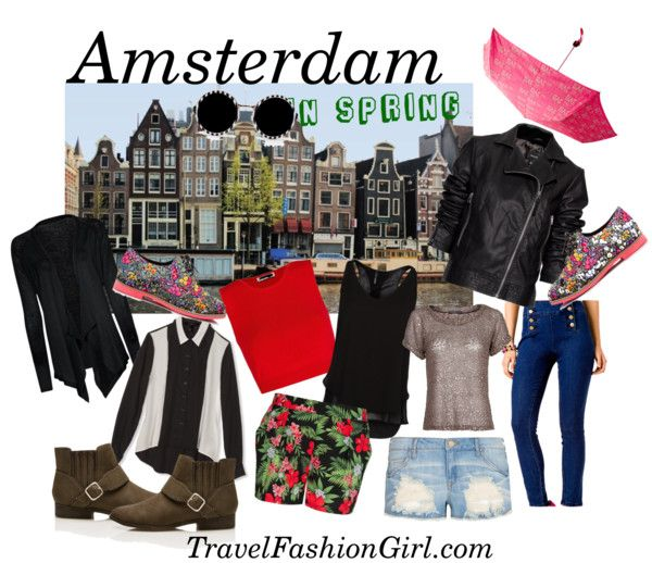 what pack when traveling amsterdam