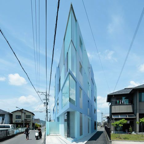 On The Corner By EASTERN Design Office Architecture Pinterest