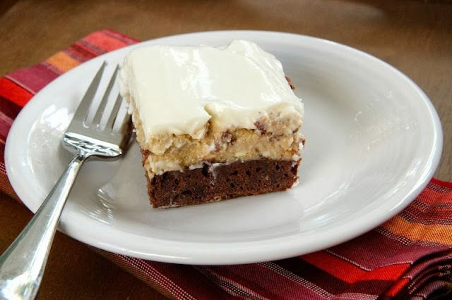 Espresso Cheesecake Brownies from @sherri lynn (thelifeofawife.com ...