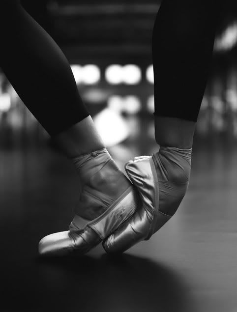 pointe shoes are gorgeous