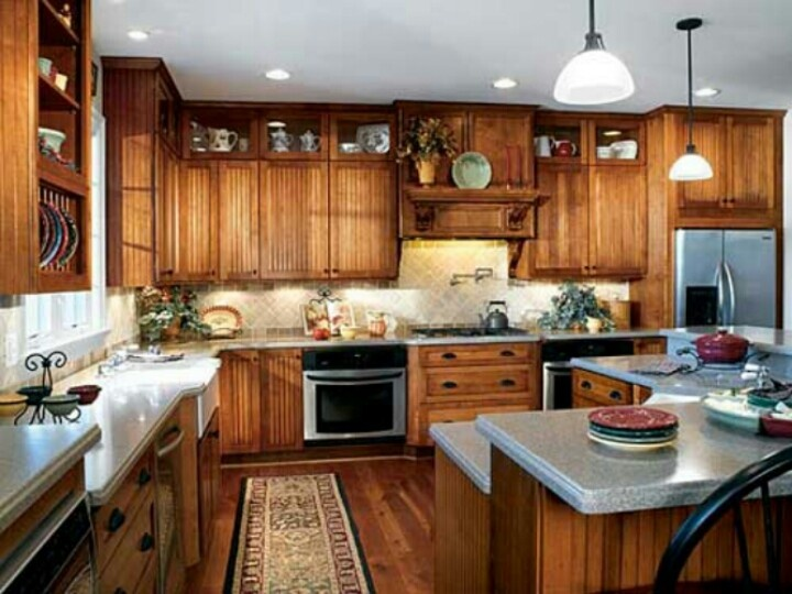 Open Shelves Above Cabinets Shouse Kitchen Pinterest