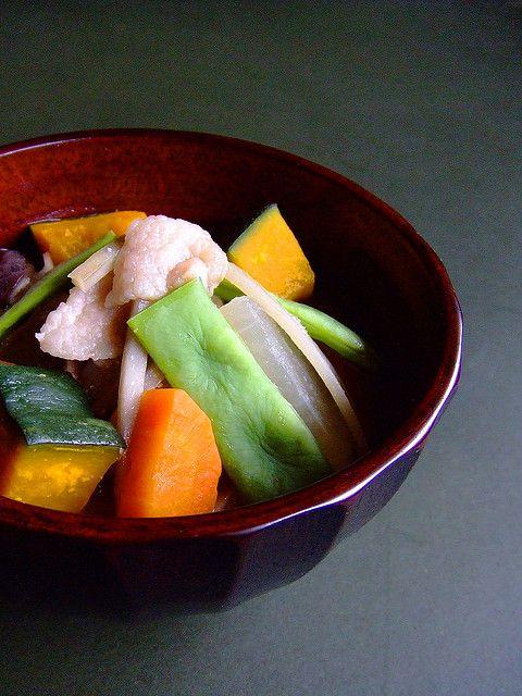 Japanese Pork Miso Soup (Tonjiru) | Food and Drink 3 | Pinterest