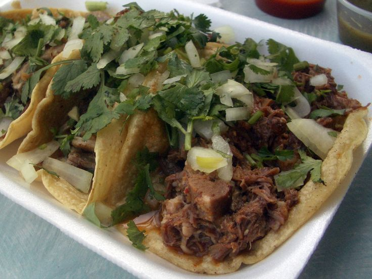 Tacos de Cabeza   Comida   Pinterest