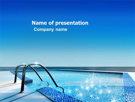 Swimming pool template presentation magazine auto design for Pool design templates