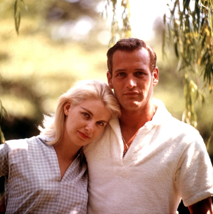 Paul newman and joanne woodward the things dreams are for Paul newman joanne woodward love story