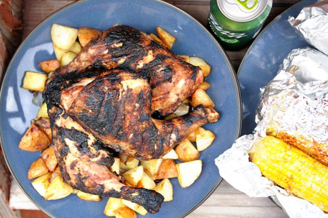 Beer Marinated Grilled Chicken | Grilling Goodness | Pinterest