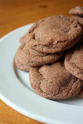 Lulu the Baker: Mexican Hot Chocolate Cookies