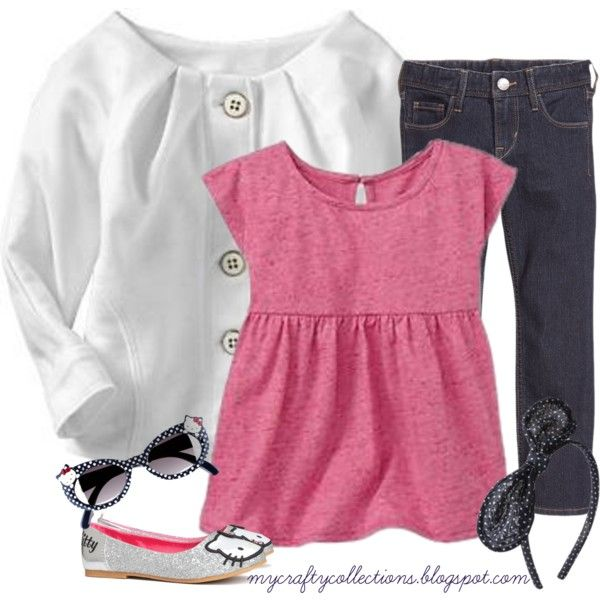Toddler Girl s Outfit ...