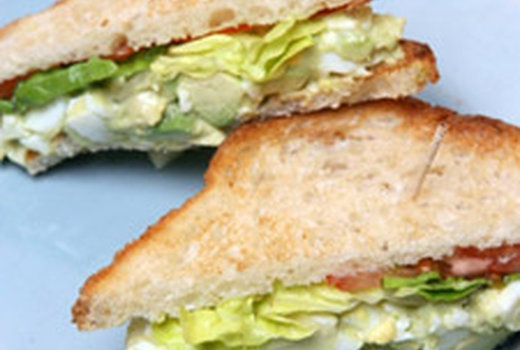 Martha's Favorite Egg Salad Sandwich | Cook This - Carnivore Edition ...