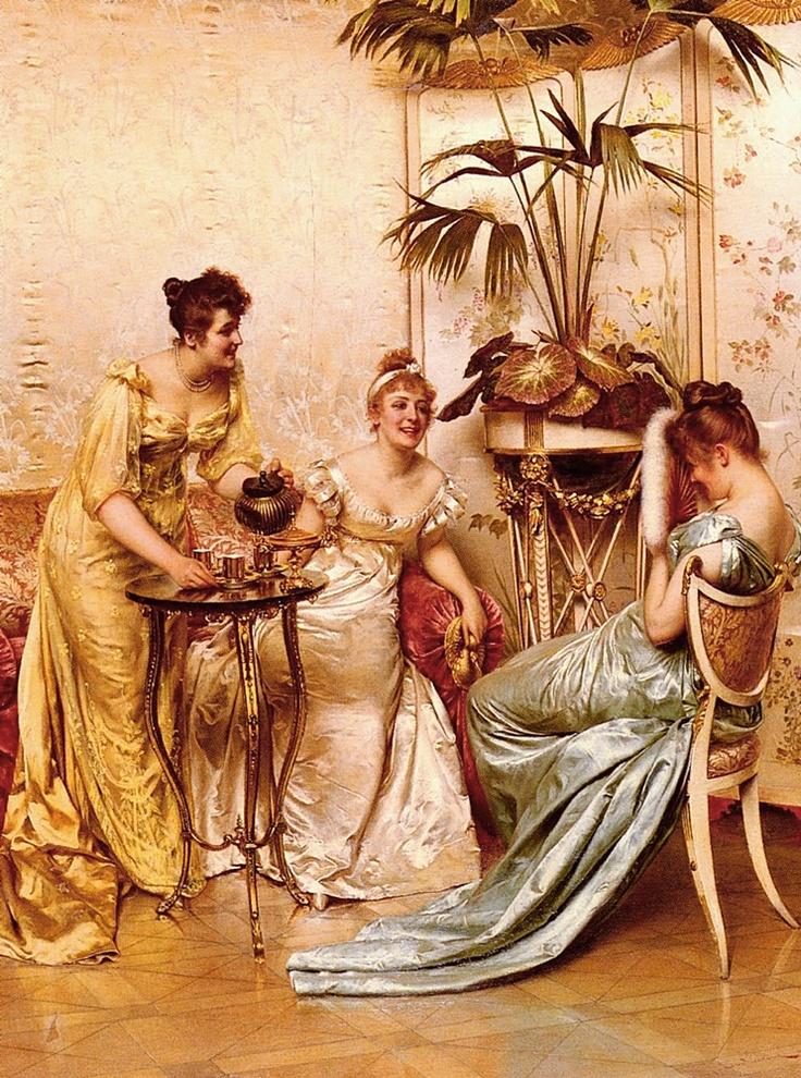 Tea Party Frederic Soulacroix