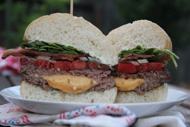 Juicy Lucy Burgers | Fooddd | Pinterest