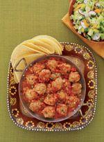 Mexican Meatballs | Recipe