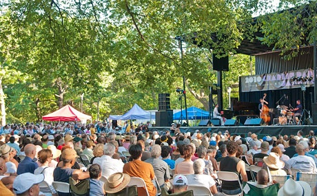 Free summer concerts in new york city summerstage celebrate