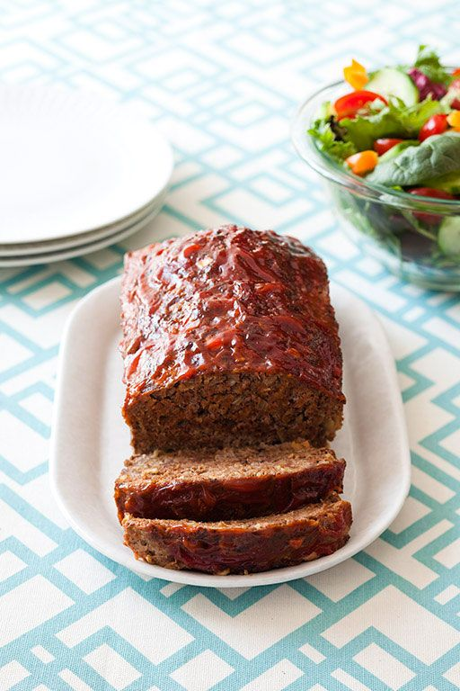 Comfort food recipes: Smoky Chipotle Meatloaf