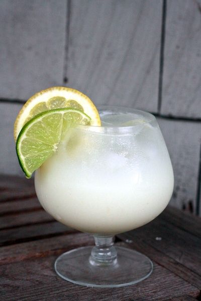 Ramos Gin Fizz. A classic cocktail for a late summer's eve.