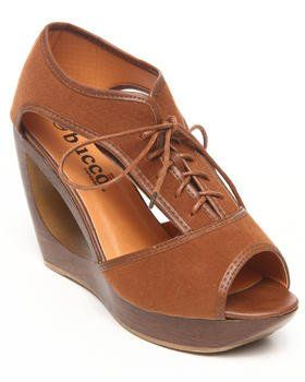 Padme Donut Wedge Shoes only $15.99! Reg $65