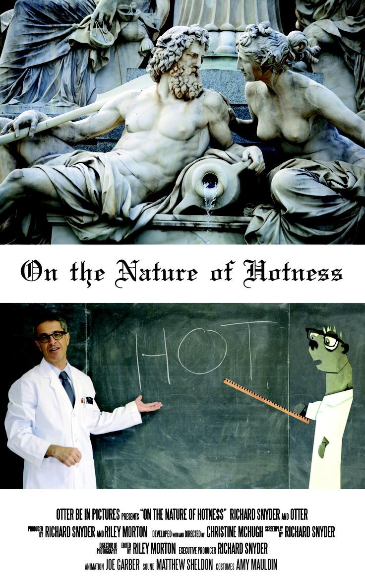 On The Nature of Hotness - Short Film Corner - Cannes Film festival