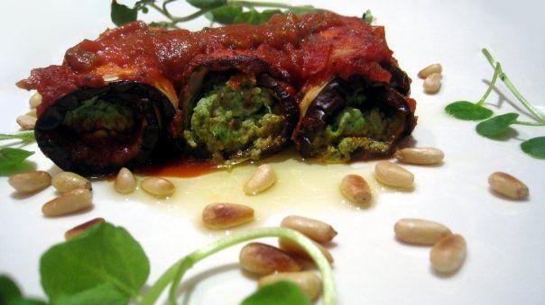 Low-Carb Vegan Cannelloni (Manicotti) | Recipe