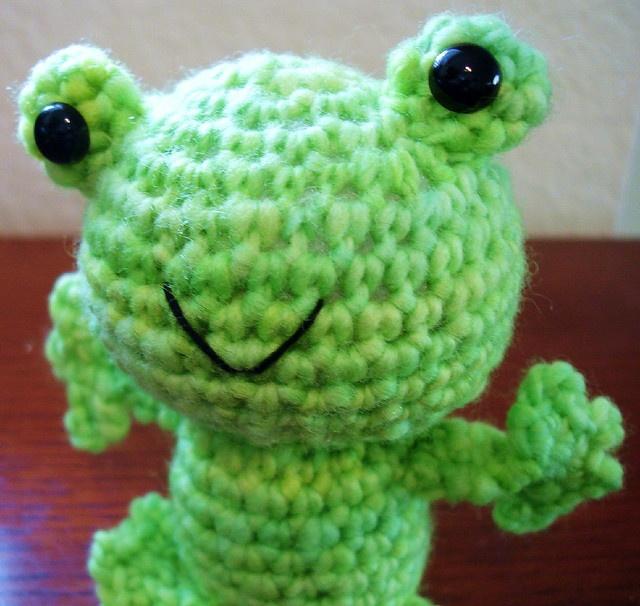 Kawaii Frog Amigurumi : Cute amigurumi Amigurumi Pinterest