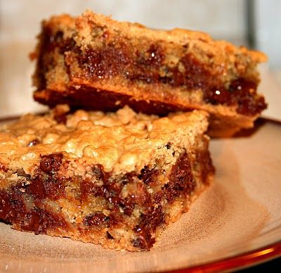 Congo Bars | recipes - cookies and bars | Pinterest