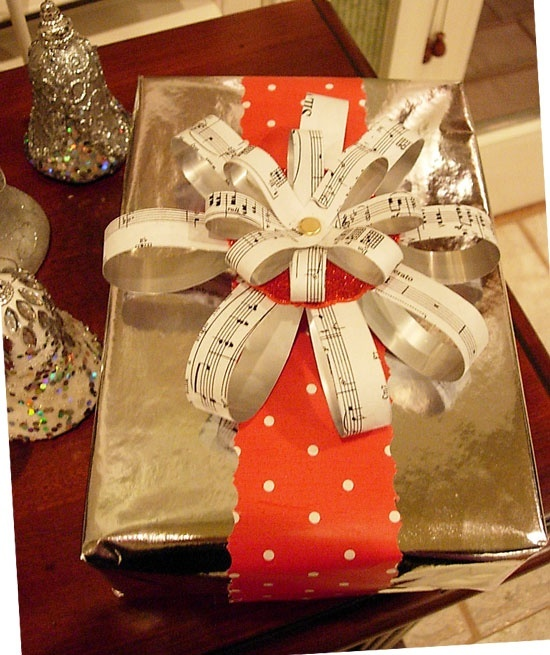 Christmas Ideas Pinterest: Christmas-gift-wrap-ideas