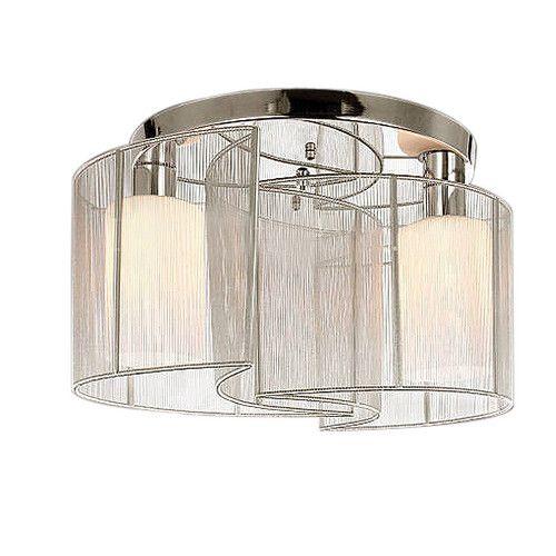 modern semi flush mount ceiling fixtures lighting lamp