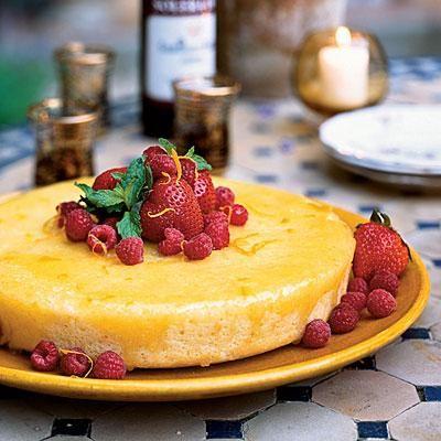 Orange Yogurt Cake (Bizcocho de Naranja) | CookingLight.com