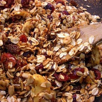 Granola | Healthy Food | Pinterest