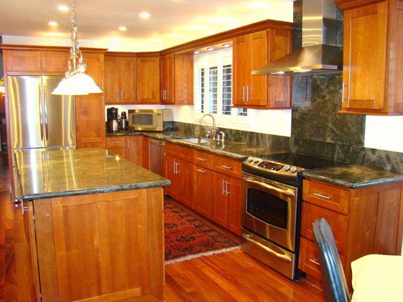 Color cabinets kitchen design pinterest - Pinterest kitchen cabinets ...