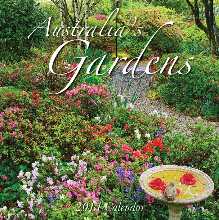 beautiful australian gardens garden calendars pinterest