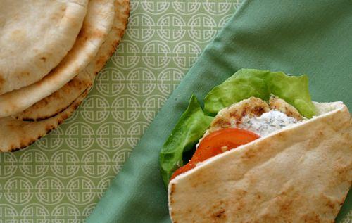 baked falafel | Healthy Recipes | Pinterest