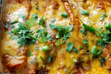Angela's Awesome Enchiladas | Comfort Foods | Pinterest
