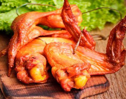 Рецепт копчения мяса жидким дымом