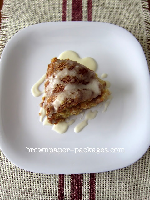 Sour Cream Coffee Cake this has the perfect crunch, too...due to the ...