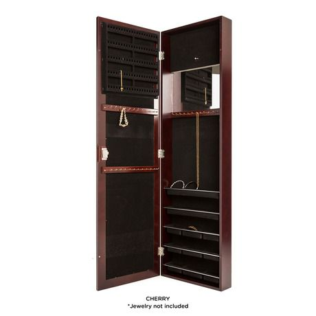 Over The Door Jewelry Armoire For The Home Pinterest