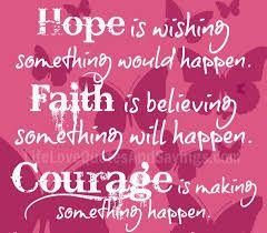 faith quotesQuotes On Courage And Faith