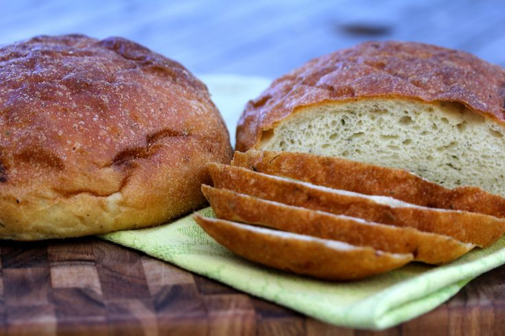 Potato Rosemary Bread | Bread and Flatbread | Pinterest
