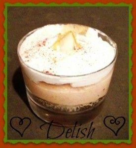 ... Desserts Pumpkin Tiramisu | Yummy mini desserts | Pinter