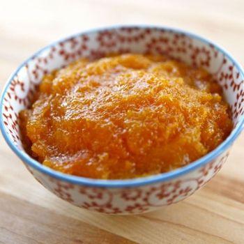 Lekvar Apricot Butter - Apricot Filling for Hamantaschen