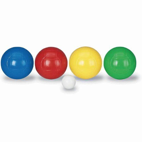 Bocce Ball Lawn Rules : Markwort Lawn Bocce Ball Set by Markwort $3034 WINDSTORM WHISTLE