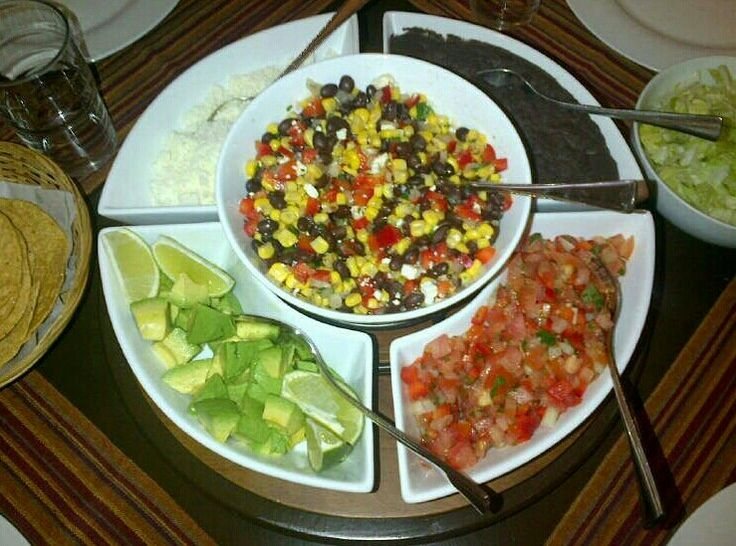 Mexican Tostadas | Food Recipes | Pinterest