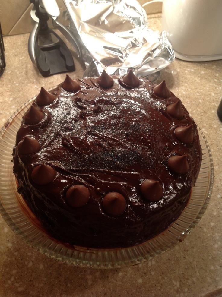 Chocolate Yum Yum Cake