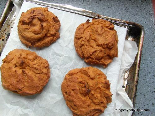 Sweet Potato Cinnamon Scones | I want to eat that-breakfast | Pintere ...