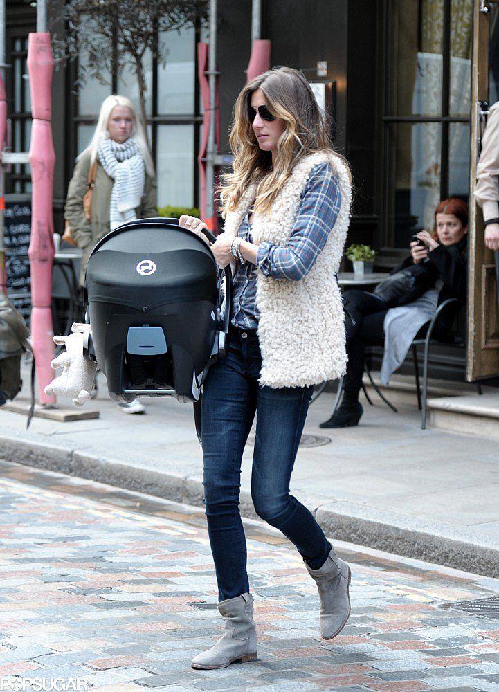 Best Model Street Style | Gisele Bündchen