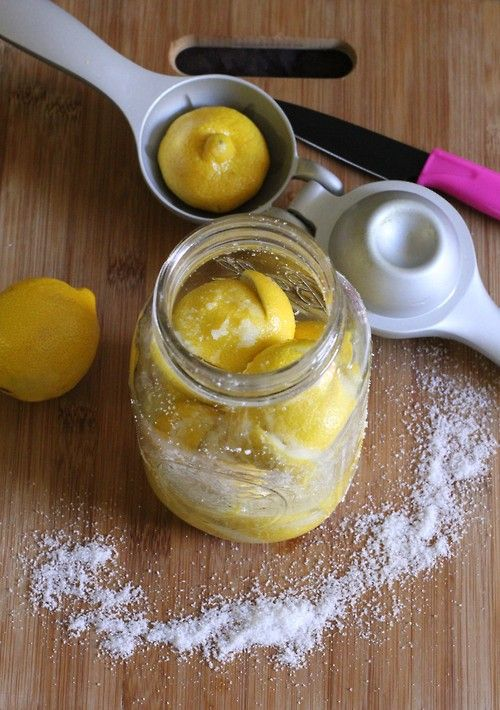 How to make preserved lemons | Canning, Pickling and Preserving | Pin ...