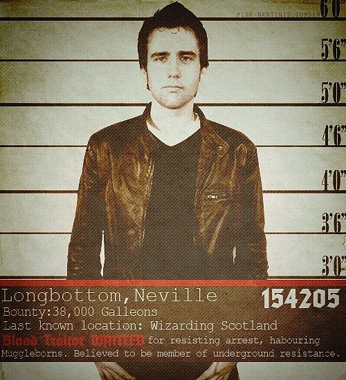 wanted: Neville