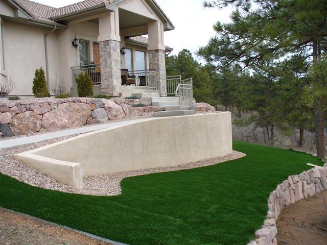 landscaping yard in las vegas grass pinterest