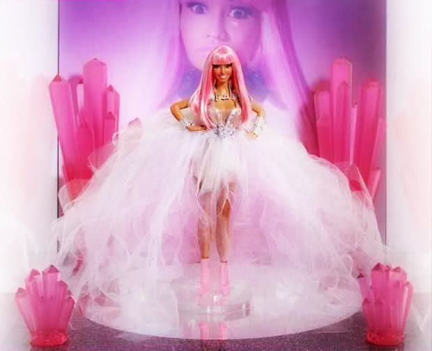 Exclusive Nicki Minaj Barbie Doll To Be Auctioned For ...